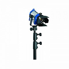 ARRI Junior 150 L3.79360.D (with line switch, blue/silver, Schuko plug)