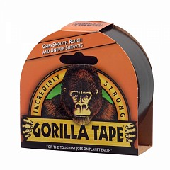 Multi-purpose adhesive tape LE MARK GORILLA TAPE 48mm x 32m Black (GORILLA4832BK)
