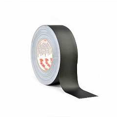 Matt gaffer tape LE MARK MAGTAPE™ MATT 500+ 50mm x 50m Black (CT50050BK)