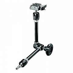 Кронштейн MANFROTTO 244RC VARIABLE FRICTION ARM W/PLATE