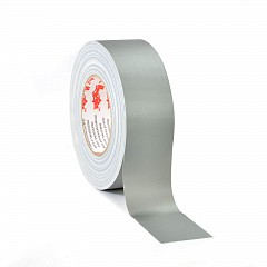 Matt gaffer tape LE MARK MAGTAPE™ MATT 500+ 50mm x 50m Silver (CT50050S)