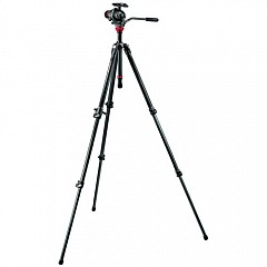 Штатив MANFROTTO 755CX3-M8Q5 055 CF kit-3s Photo Movie head