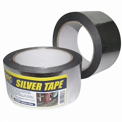 Metalized tape HPX 50mm x 25m Silver (ST5025)
