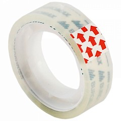 Stationery tape BUROMAX 12mm х 10m Transparent (BM.7111-01)