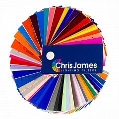 Светофильтр Chris James 727 QFD Blue 1.00 м х 1.22 м