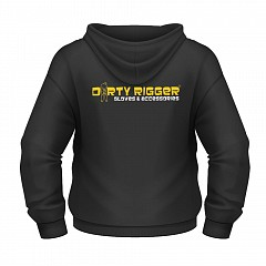 Худи-пуловер DIRTY RIGGER EMBROIDERED (DTY-HOODIES) размер S