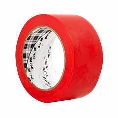 Marking PVC tape 3M Scotch 764 50mm х 33m Red (0764-RD-50-33,0)