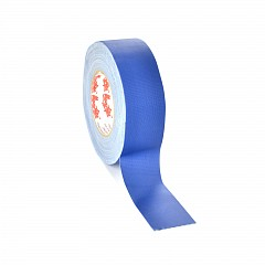 Matt gaffer tape LE MARK MAGTAPE™ MATT 500+ 50mm x 50m Blue (CT50050B)