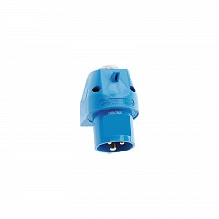 Appliance inlet BALS 240 16A3P230V IP44