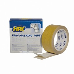 Masking tape HPX 50mm x 10m Brown (TM1010)