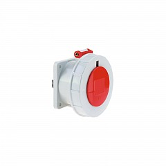 Socket outlet for reefer containers 13021 32А4Р400V 3h IP67