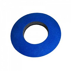 Eyecushion BLUESTAR 2012 Large Round Microfiber Blue