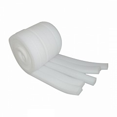Foam rubber HPX 20mm x 10m White (SP2010)