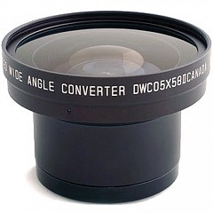 CAVISION DWC05X58 58mm 0.5x Wide Angle Lens Converter