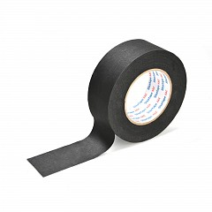 Matt gaffer tape LE MARK P743 Opaque Photo 48mm x 55m Black (MTP74348)