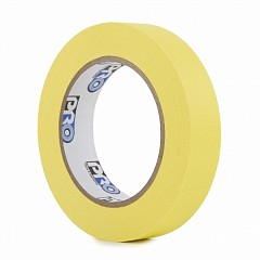 Artist crepe tape LE MARK 24mm x 54,8m Yellow (PRO462450Y)