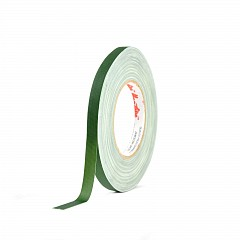 Matt gaffer tape LE MARK MAGTAPE™ MATT 500+ 12mm x 50m Green (CT50012G)