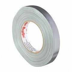 Matt gaffer tape LE MARK MAGTAPE™ MATT 500+ 19mm x 50m Silver (CT50019S)