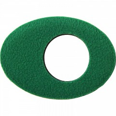 Eyecushion BLUESTAR 6013 Oval Long Microfiber Green