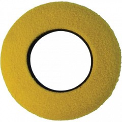 Eyecushion BLUESTAR 2013 Extra Large Round Fleece Yellow