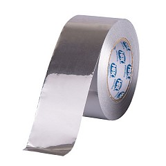Aluminium tape HPX 50mm x 100m Silver (ALU/PET50100)