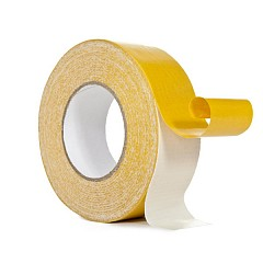 Double-sided tape LE MARK High Tack Cloth 50mm x 50m White (DS403050)
