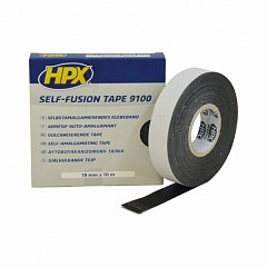 Electrical insulation tape HPX Self-Fusion 19mm x 10m Black (SF1910)