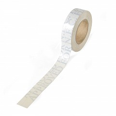 Double-sided tape LE MARK NEC Approved 38mm x 50m White (DS410838)