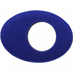 Eyecushion BLUESTAR 6013 Oval Long Fleece Blue