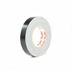 Gloss gaffer tape LE MARK MAGTAPE™ ORIGINAL 25mm x 50m Black (CTMG25BK)