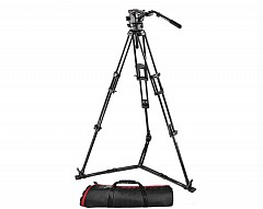 Штатив MANFROTTO 526,545GBK TR545GB+HD526+MBAG100PN
