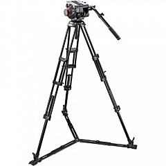 Штатив MANFROTTO 509HD,545GBK PRO GROUND-TWIN KIT 100