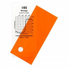 Светофильтр Chris James 105 Orange 1.27 м х 1.22 м