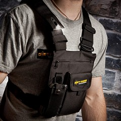 Chest rig DIRTY RIGGER LED CHEST RIG (DTY-LEDCHESTRIG)