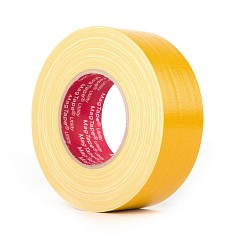 Gloss gaffer tape LE MARK MAGTAPE™ UTILITY GAFFER 50mm x 50m Yellow (CTMAGUT50Y)