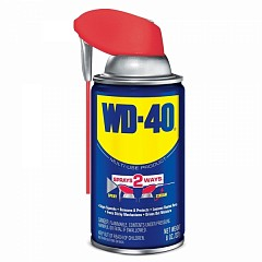 Multipurpose lubricant WD-40 Smart Straw 250 ml