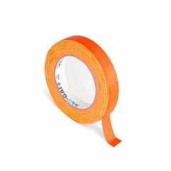 Fluorescent gaffer tape LE MARK PRO-GAFFER™ FLUORESCENT 19mm x 23m Orange (PROGAFF19NOR)