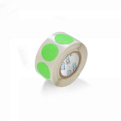 Pro gaff dots LE MARK 19mm x 19mm Green (PROGAFFDOT19NGN)