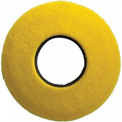 Eyecushion BLUESTAR 2010 Extra Small Round Fleece Yellow