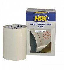 Paint protection film HPX 100mm x 2m Transparent (PP1002)
