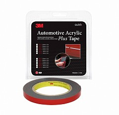 Double-sided acrylic tape 3M Scotch 70320 12mm х 5m Black (70320)