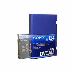 Video Cassette SONY PDV-124N