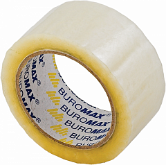 Packing tape BUROMAX 48mm х 66m Transparent (BM.7018-00)