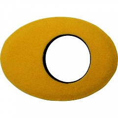 Eyecushion BLUESTAR 6011 Oval Small Fleece Yellow