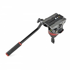 Головка  MANFROTTO MVH502A PRO VIDEO HEAD 75MM -M SIZE