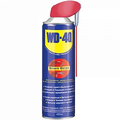 Multipurpose lubricant WD-40 Smart Straw 420 ml