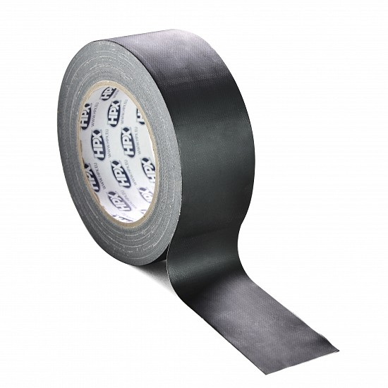 Matt gaffer tape HPX Gaffer Tape 50mm x 25m Black (GB5025)