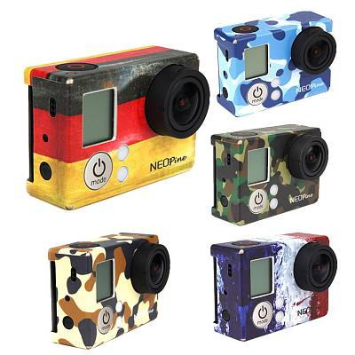Наклейки GOPRO Skins for GoPro HERO3