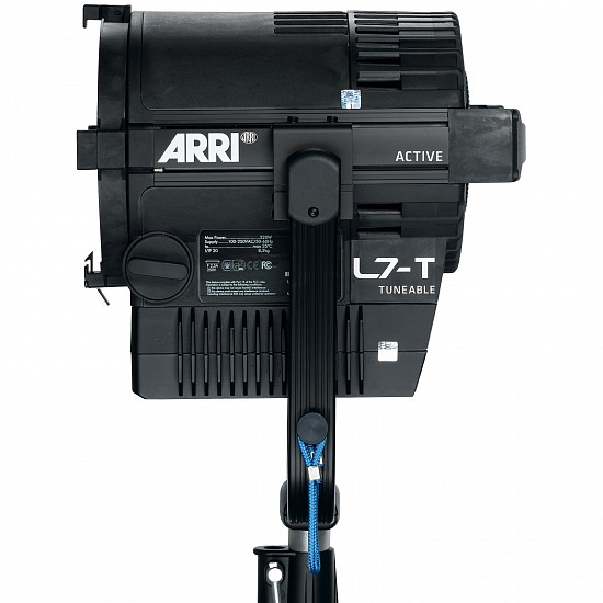 Прибор ARRI L7-C L1.0003648 (LE2, Pole Op, Blue/Silver, 1.5 m cable with Bare Ends)