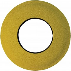 Eyecushion BLUESTAR 2011 Small Round Fleece Yellow